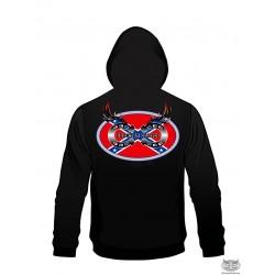 Country Cartel Confederate Logo Hoodie